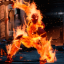 Cinder Novice in Killer Instinct