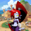 Old-School, baby! in Shantae: Half-Genie Hero