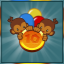 Gold Co-op Amateur in Bloons TD 5