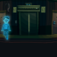 Hotel Tourist in Thimbleweed Park