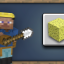 Dry Spell in Minecraft: Apple TV Edition