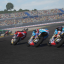 In the middle class in MotoGP 15
