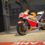 The flying wings! in MotoGP 15