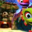 Slippery slope in Yooka-Laylee