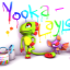 Petty vandalism in Yooka-Laylee