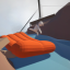 Surfer in Human Fall Flat