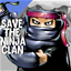 Save the Ninja Clan achievements