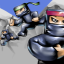 Play Pong! in Save the Ninja Clan