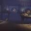 The Guest Area in Little Nightmares