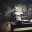The Kitchen in Little Nightmares