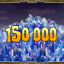 150000 crystals picked in Demon's Crystals
