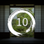 "Level 10 in ""ZAZEN"", zen meditation game"
