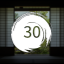 "Level 30 in ""ZAZEN"", zen meditation game"