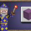 Organizational Wizard in Minecraft: Pocket Edition (Android)