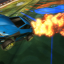 Sky High in Rocket League