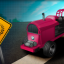 Bulldozer Power in Race Arcade