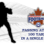 Pass Attack 100 in Canadian Football 2017