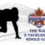 The Wall in Canadian Football 2017
