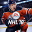 Online Star in NHL 18