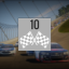 Perfect 10 in NASCAR Heat 2