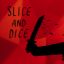 Slice & dice in Superhot VR (Win 10)