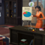 Captain of Industry in The Sims 4
