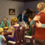 Full House in The Sims 4