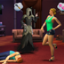 Hello, Darkness, My Old Chum in The Sims 4