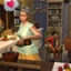 Tungsten Chef in The Sims 4