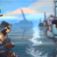 Huzzah with booze and so forth in Chaos on Deponia