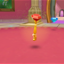 Red gem key in the first arena in Winx Club: Alfea Butterflix Adventures