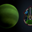 Jool of the Starry Sea in Kerbal Space Program Enhanced Edition