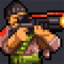 Blastfighter in Mercenary Kings: Reloaded Edition