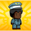 Four's A Crowd in Scribblenauts: Showdown