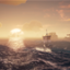 Sailor of the Gold Horizon in Sea of Thieves