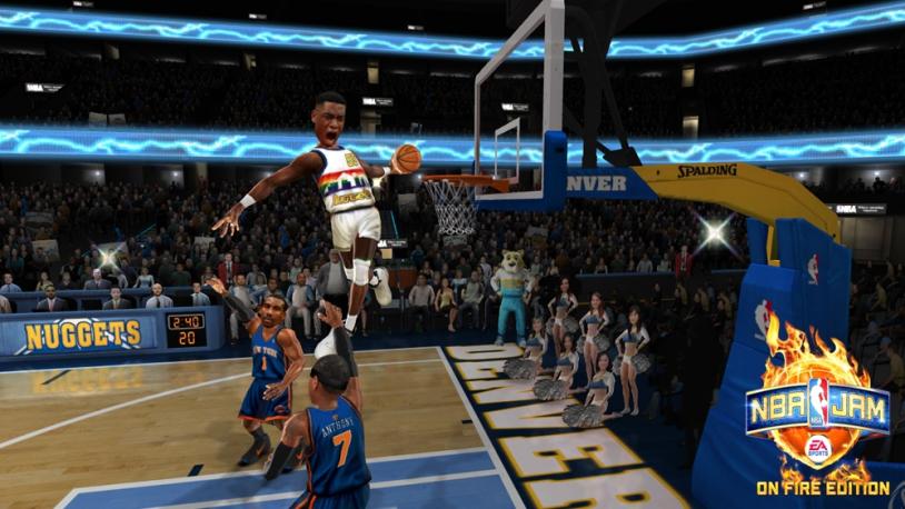 The NBA JAM Series