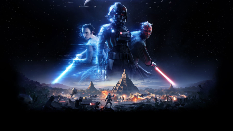 The Star Wars Battlefront Series