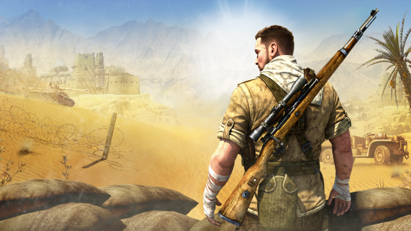 The Sniper Elite Series